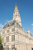 Arras Town Hall and Belfry Royalty Free Stock Photos