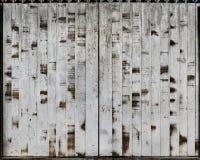 Arrastado deslizando a porta do metal Fotos de Stock