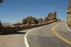 Arraste Ridge Imagem de Stock