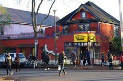 Arrastre Eastside anual de la cultura Fotografía de archivo libre de regalías