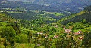 Arratia valley Stock Images