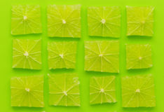 Array of lime Stock Photo