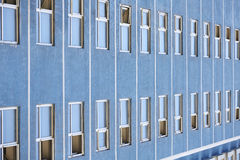 Array of windows Royalty Free Stock Image