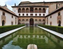arrayanes de Los patio στοκ εικόνα με δικαίωμα ελεύθερης χρήσης
