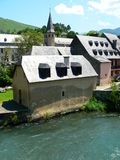 Arreau (Γαλλία) Στοκ φωτογραφία με δικαίωμα ελεύθερης χρήσης