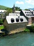 Arreau ( France ) Royalty Free Stock Photo