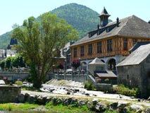 Arreau (Frankrijk) Stock Afbeelding