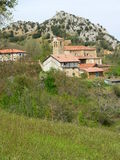 Arreba, Burgos (Ισπανία) Στοκ εικόνα με δικαίωμα ελεύθερης χρήσης