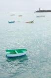 arrecife μαρίνα Στοκ Εικόνες