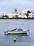 Arrecife σε Lanzarote Στοκ εικόνες με δικαίωμα ελεύθερης χρήσης