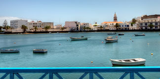 Arrecife Royalty Free Stock Photo