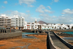 Arrecife, canary islands Stock Photography