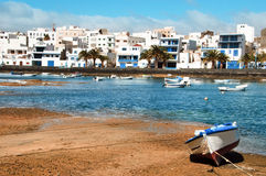 Arrecife, canary islands Royalty Free Stock Image