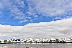 arrecife charco de gines SAN Στοκ εικόνα με δικαίωμα ελεύθερης χρήσης