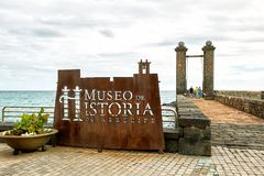 Free Arrecife History Museum Royalty Free Stock Image - 108991726