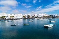 Arrecife Lanzarote Ισπανία Στοκ Φωτογραφία