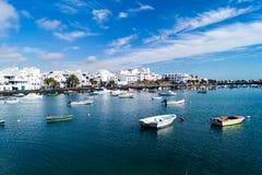 Arrecife Lanzarote Ισπανία Στοκ Φωτογραφίες