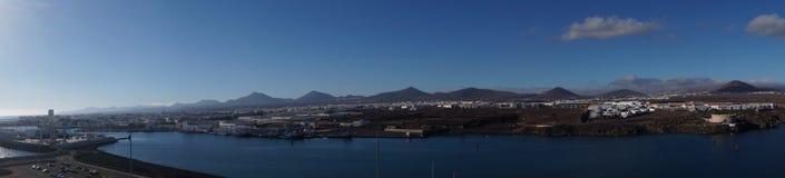 Arrecife Lanzarote Ισπανία Στοκ φωτογραφία με δικαίωμα ελεύθερης χρήσης
