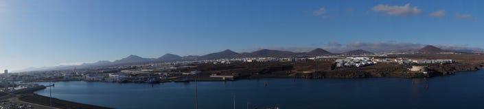 Arrecife Lanzarote Ισπανία Στοκ Εικόνες