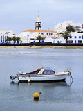Arrecife on Lanzarote Royalty Free Stock Images