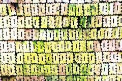 Arregle los ladrillos Foto de archivo libre de regalías