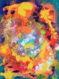 Arreglo abstracto hermoso Foto de archivo libre de regalías