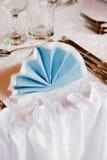 Arreglo de la boda Fotos de archivo