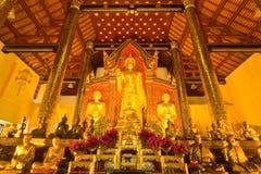 Arreglo de la imagen de Buddha Fotos de archivo