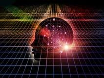 Arreglo de la mente ilustración del vector