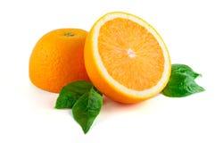 Arreglo de la naranja Fotografía de archivo