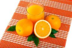 Arreglo de la naranja Fotos de archivo libres de regalías
