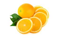 Arreglo de la naranja Foto de archivo