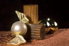 Arreglo de la Navidad Fotografía de archivo libre de regalías