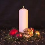 Arreglo de la Navidad Fotos de archivo