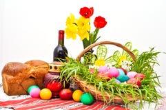 Arreglo de Pascua Imágenes de archivo libres de regalías