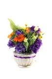 Arreglo floral Imagenes de archivo