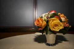 Arreglo romántico Imagen de archivo