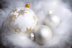 Arreglo soñador de la Navidad Fotografía de archivo