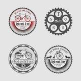 Arrendamentos & excursões da bicicleta Foto de Stock