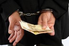 Arrest Royalty Free Stock Image