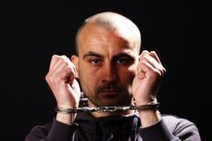 Arrest Royalty Free Stock Photo