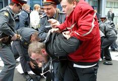 Arrestation Images stock