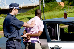 Arrestation images libres de droits