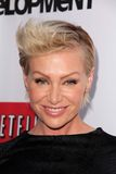 Arrested development, Portia De Rossi Fotografie Stock