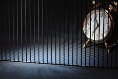 Arrested Time Royalty Free Stock Photo
