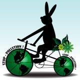 Arresti l'inquinamento Immagini Stock Libere da Diritti
