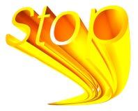 Arresto Immagine Stock