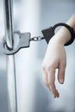 arresto Fotografia Stock Libera da Diritti