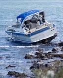 Arresto della barca Immagini Stock Libere da Diritti