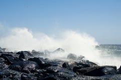 Arresto delle onde Immagini Stock